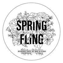 WGE - Schenectady Spring Fling graphic
