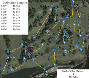 Mother's Day Madness and The WGE graphic