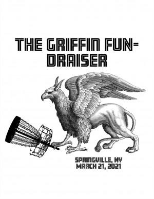 The Griffin Fun-draiser graphic