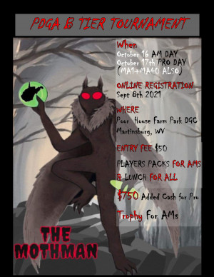 The Mothman All Other AMs graphic