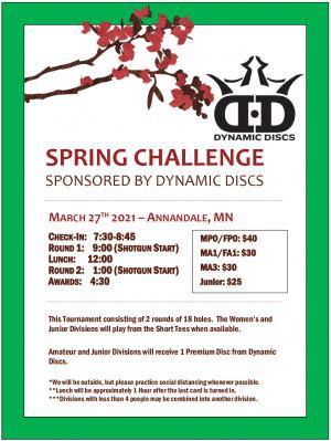Spring Challenge graphic