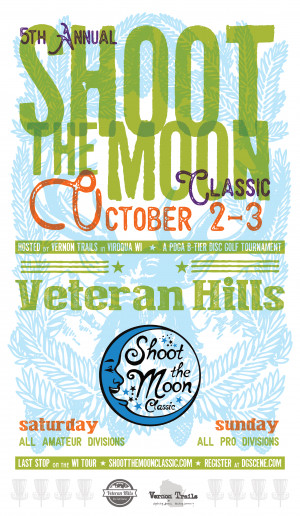 5th Annual Shoot the Moon Classic /// All PRO Divisions /// Sunday graphic