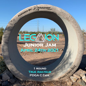 Legion Junior Jam Powered by Prodigy graphic