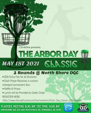 Arbor Day Classic graphic