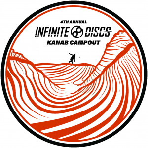 4th Annual Infinite Discs Kanab Campout graphic