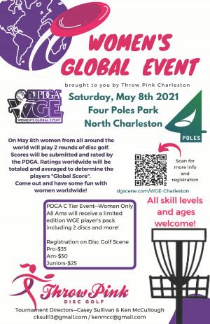 Women's Global Event-Charleston, SC graphic