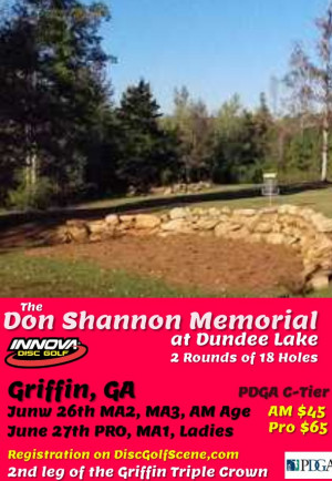 Don Shannon Memorial (MA2, MA3, Age Protected AMs) graphic