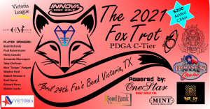 2nd Annual FOX Trot graphic