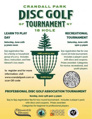 Opening Weekend - Beginner's Tournament graphic