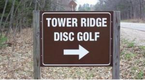 Tower Ridge Spring Open graphic