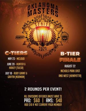 Oklahoma Masters Series graphic