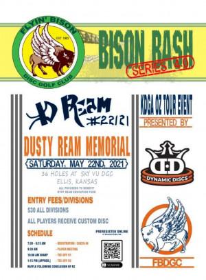 Dusty Ream Memorial graphic