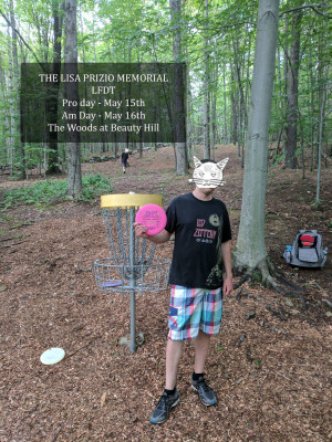 The Lisa Prizio Memorial - LFDT Pro Side graphic