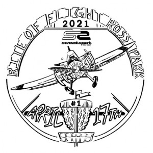 Rite of Flight 2021 Presented by Sweet Spot Disc Golf graphic