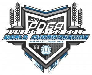 2021 PDGA Junior Disc Golf World Championships graphic