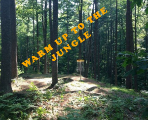Warm up to the Jungle graphic