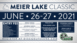 2021 Meier Lake Classic graphic