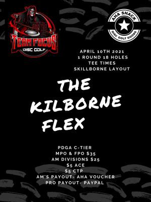 The Kilborne Flex graphic