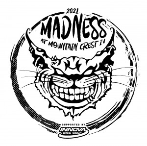 Madness at Mountain Crest IV presented by Innova Champion Discs graphic
