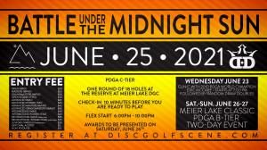 2021 Battle Under the Midnight Sun graphic