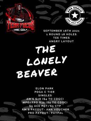 The Lonely Beaver graphic