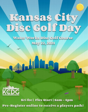 Disc Golf Day graphic
