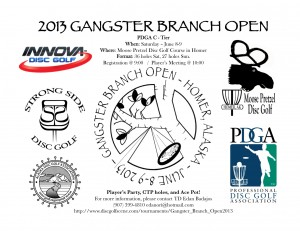 Gangster Branch Open graphic