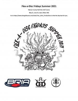 Flex-a-Disc Friday - 1 round - June Edition - PYTT graphic