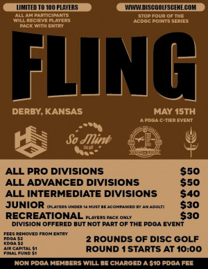 Fore Fathers Fling graphic