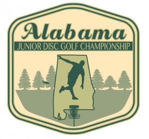 2021 Alabama Junior Disc Golf Championship graphic