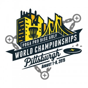 PDGA Pro Disc Golf World Championships graphic