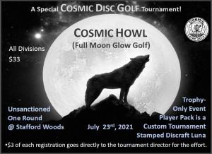 Cosmic Howl 2021 graphic
