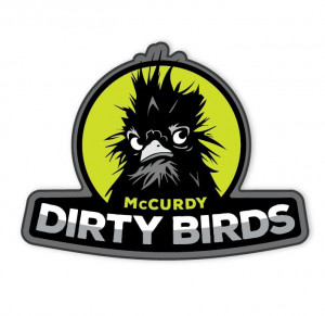 McCurdy DIRTY BIRDS Present: Spring Fling at McCurdy Park graphic