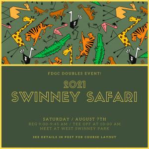 2021 Swinney Safari (BYOP Doubles) graphic