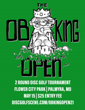 OB King Open graphic
