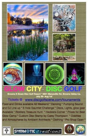 Glow City graphic