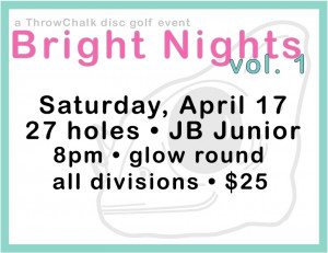Bright Nights, Vol. 1 graphic