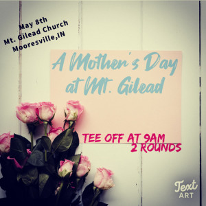 A Mother's Day at Mt. Gilead + WGE graphic