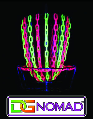 DDO Swedish Bonfire Glow Round hosted by dgNOMAD graphic