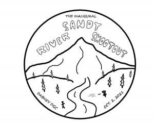 The Sandy River Shootout graphic