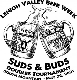 Suds and Buds - LV Beer Week Doubles graphic
