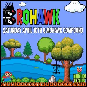 2021 Brohawk CFO Fundraiser graphic