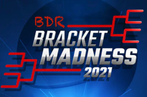 BDR Spring Money Bracket graphic