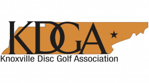2021 Knoxville Disc Golf Association Membership Drive graphic