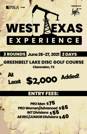 West Texas Experience V graphic