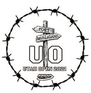 2021 Utah Open Driven by Innova graphic