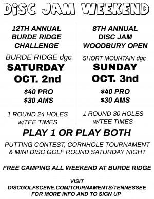 Burde Ridge Challenge XII graphic