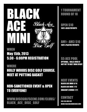 Black Ace Mini #1 graphic