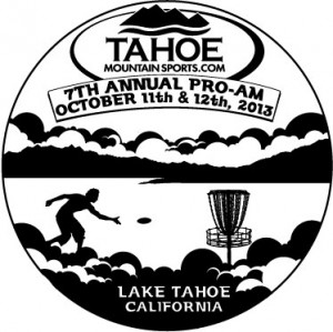 Tahoe Mountain Sports 7th Annual Pro/Am Disc Golf Tournament graphic