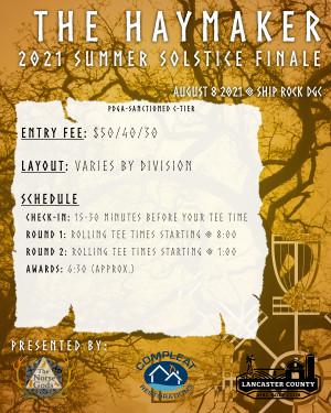 The Haymaker - 2021 Summer Solstice Finale graphic